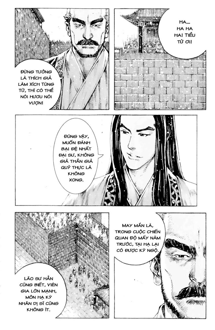 Hỏa phụng liêu nguyên Chương 411: Sơn hậu hữu sơn [Remake] trang 17