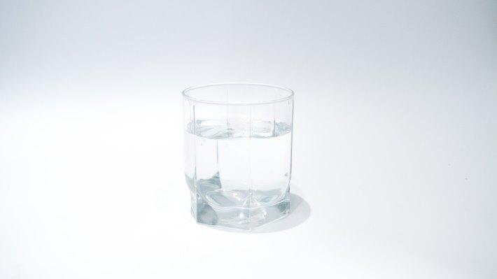 Wallpaper: Glass of Water