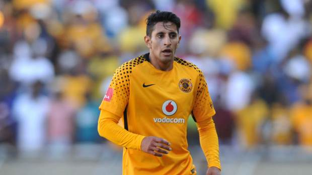Leonardo Castro Kaizer Chiefs striker