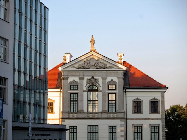 Chopin Museum in Warsaw, Poland
