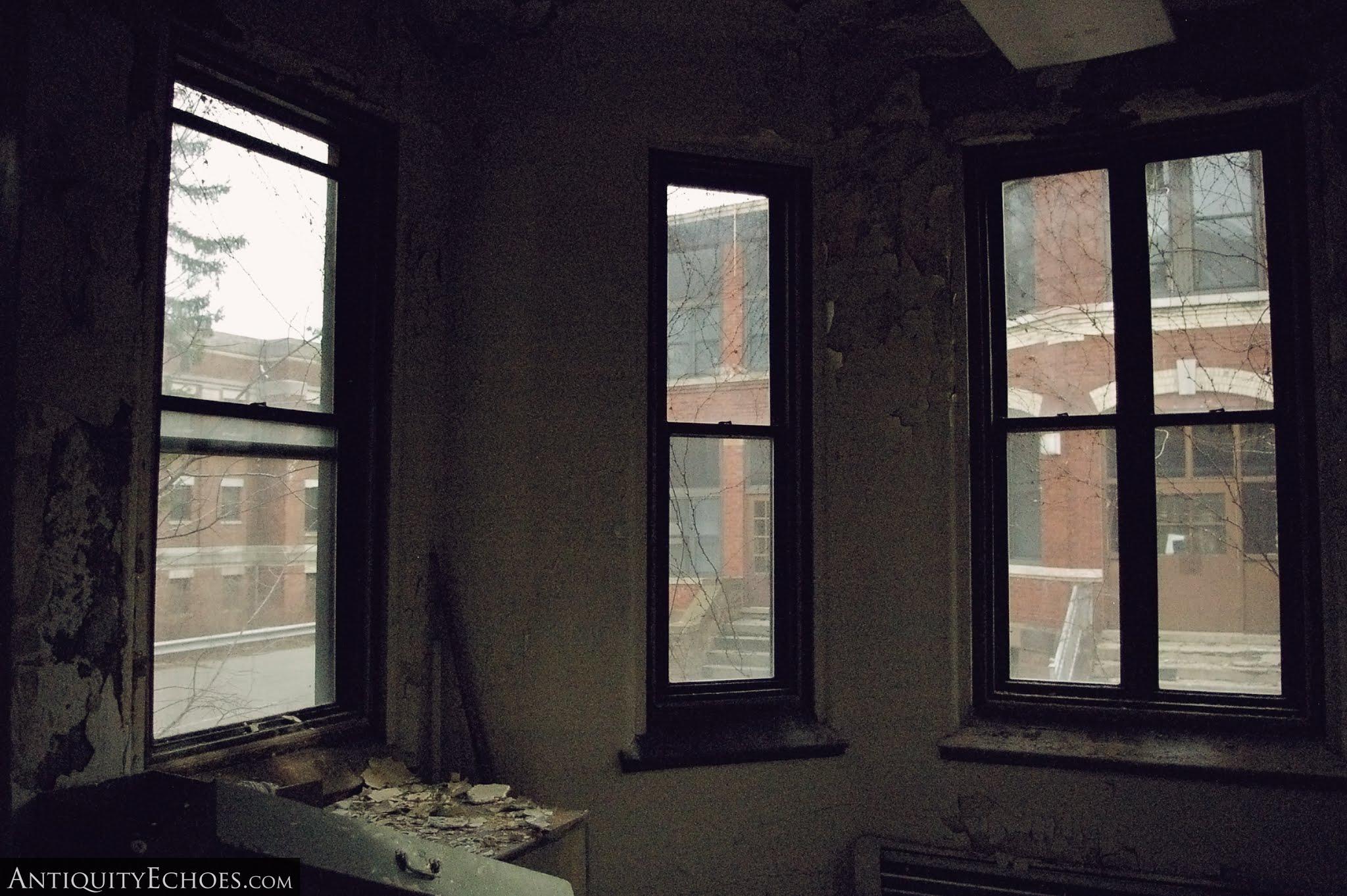 Overbrook Asylum - Octagon Room