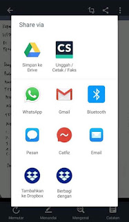 cara scan surat lamaran via hp android