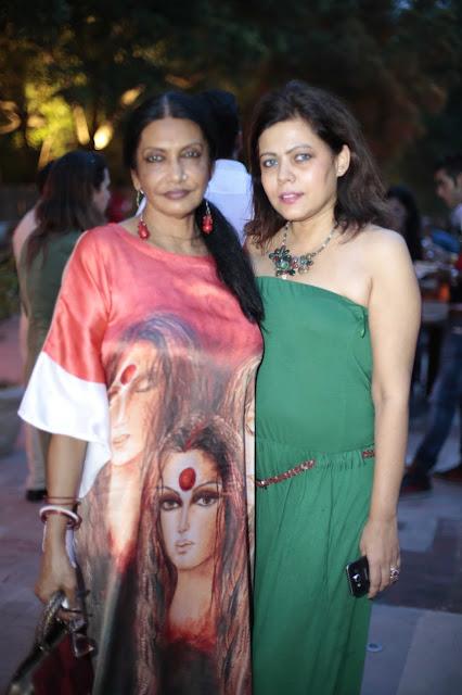 Anjana Kuthiala and Shahana Mookerjea