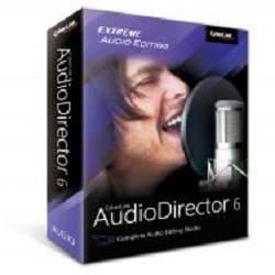 تحميل برنامح محرر الصوت CyberLink AudioDirector 6