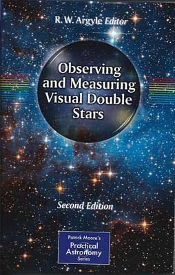 Palmia Observatory Resident Astronomer recommends this Observing and Measuring Visual Double Stars book
