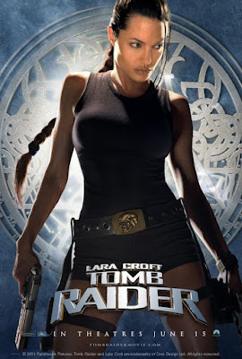 Lara Croft: Tomb Raider 2001 DVD R1 NTSC Latino