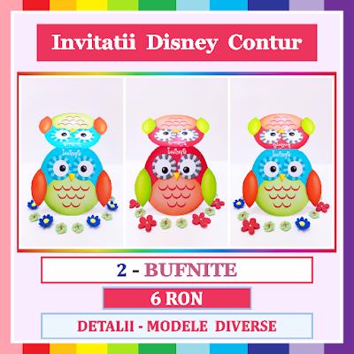 http://www.bebestudio11.com/2017/11/invitatii-gemeni-2-bufnite-disney-contur.html