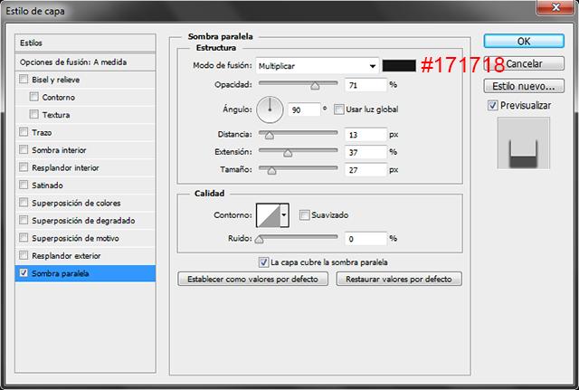 Tutorial de Photoshop Efecto de Texto Deportivo by Saltaalavista Blog 14
