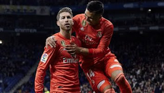 Espanyol vs Real Madrid 2-4 Highlights