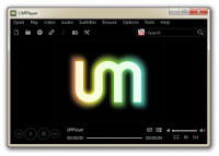 Download UMPlayer, the universal player
