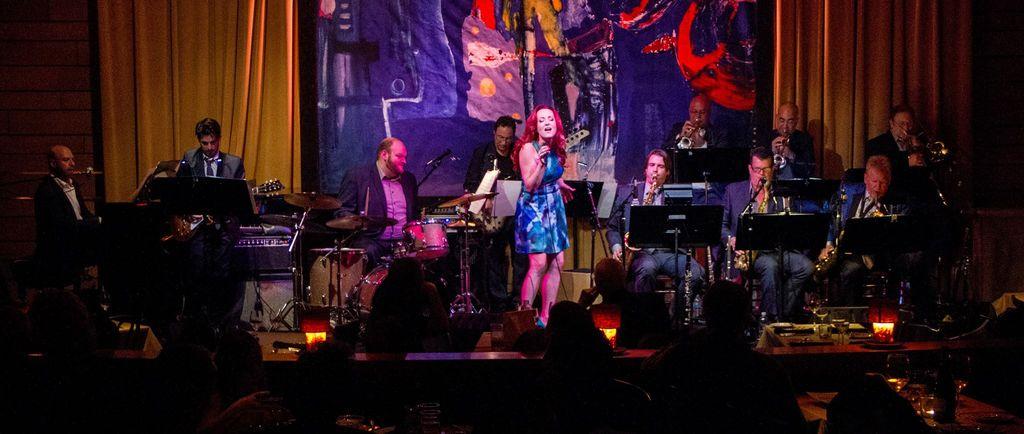 Republic of Jazz: Laura Dickinson 17 - Auld Lang Syne (November 2018)