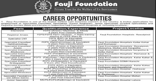 fauji foundation jobs,fauji foundation,fauji foundation jobs 2018,fauji foundation jobs latest,fauji foundation hospital jobs,fauji foundation jobs in hospitals,fauji foundation school jobs,latest jobs,jobs in pakistan,latest jobs in fauji foundation,jobs,govt jobs,latest jobs in fauji foundation 2018,nts jobs,fauji foundation hospital jobs 2019,fouji foundation hospital jobs,fauji foundation model schools