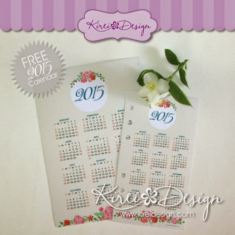 calendario 2015 gratis