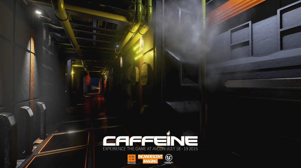 Caffeine Episode One Download Poster