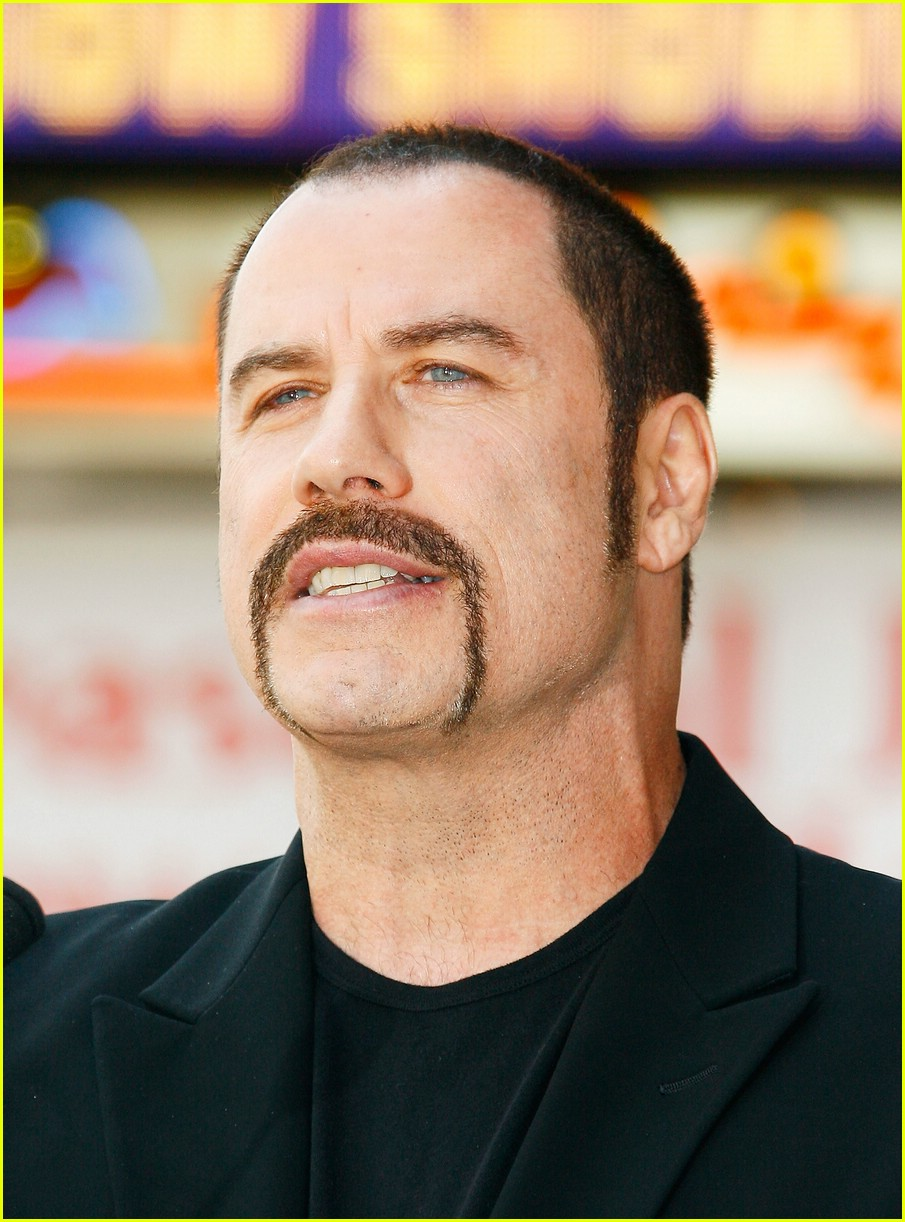 hairstyles for men: John Travolta Hair - Fashion 70's ...