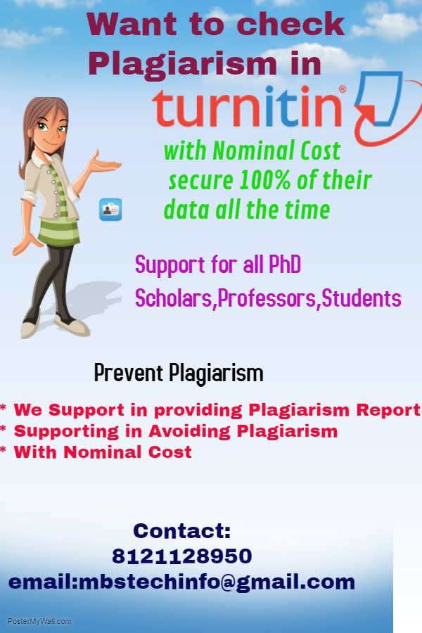 turnitin anti plagiarism software