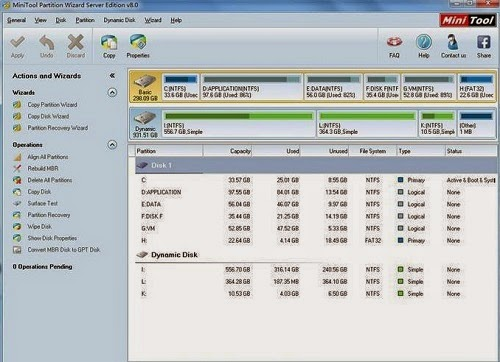 minitool partition wizard professional crack