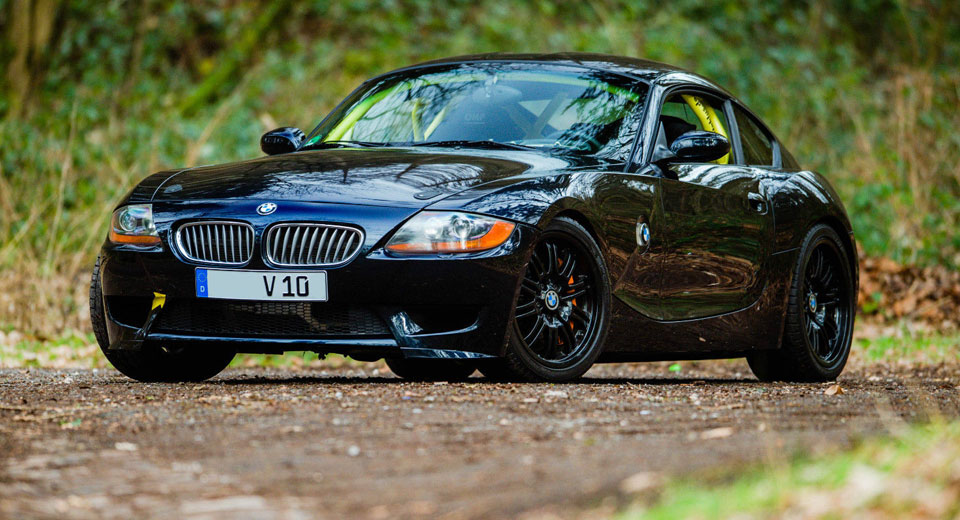 Absurd Dodge Viper Powered Bmw Z4 For Sale In Germany