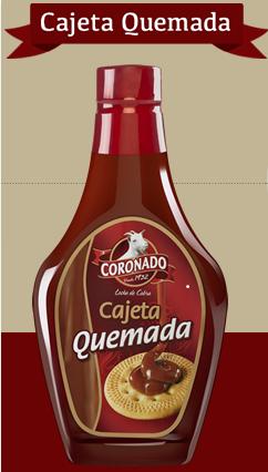 Cajeta Coronado