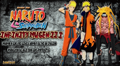free download game Naruto Infinity 3 M.u.g.e.n 2015 for pc