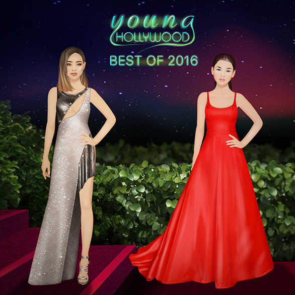 baa61778574b Young Hollywood - New Collection - Released