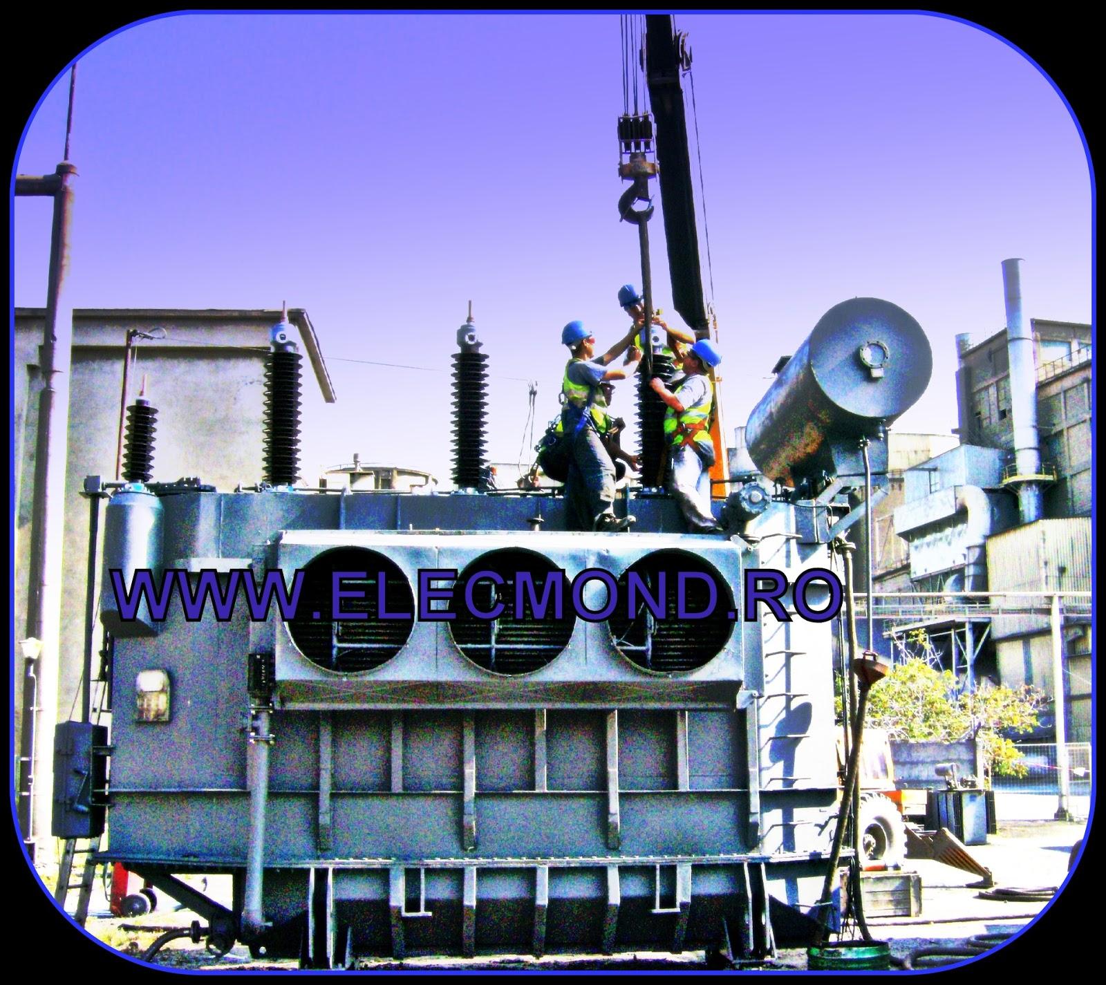 elecmond ,reparatii transformatoare , transformator de mare putere , transformatoare de putere