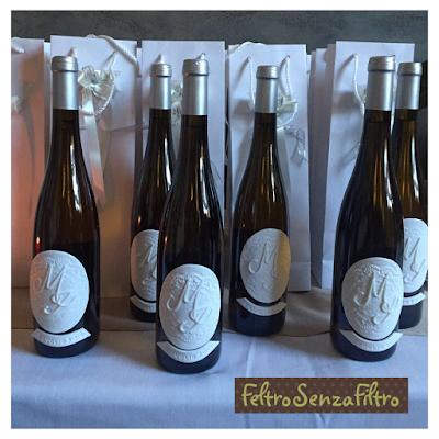 etichette fimo bottiglie vino