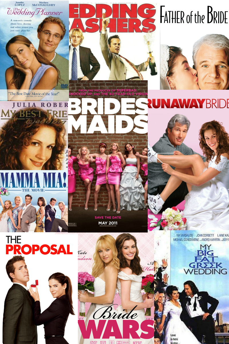 top 10 wedding movies to watch while engaged modern