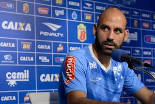 Bruno Rodrigo é cogitado no rival do Cruzeiro, Atlético-MG