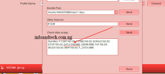 How to Get 5.4GB for Just N100 or 10.4GB for N200 via Glo Jollific8