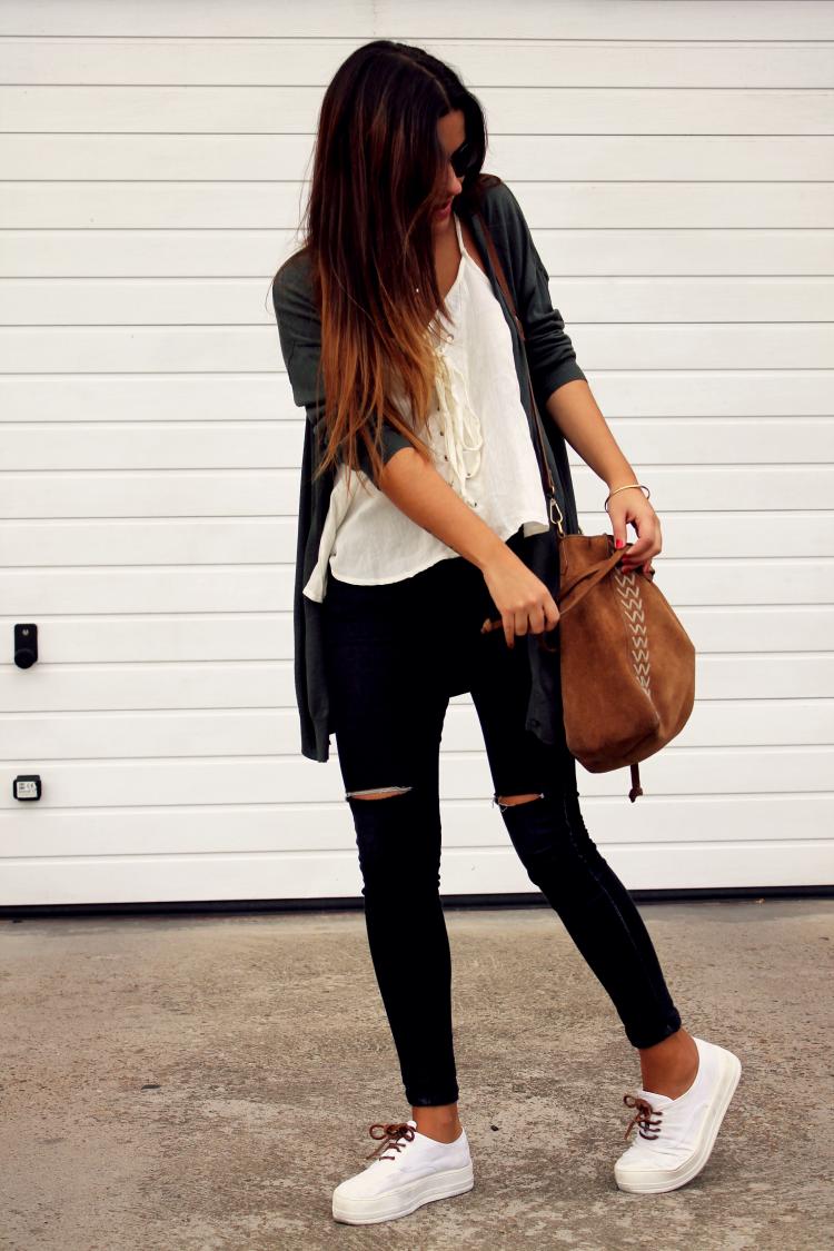 San Francisco 35c16 31eff Lace up   Blog de Moda   LITTLE BLACK COCONUT   Bloguera de ...
