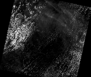 Sejarah Landsat, Karakter Landsat-8 OLI dan TRIS, dan Pemrosesan Data Landsat : Ratioing, Pengubahan dan Penggabungan Saluran, NDVI
