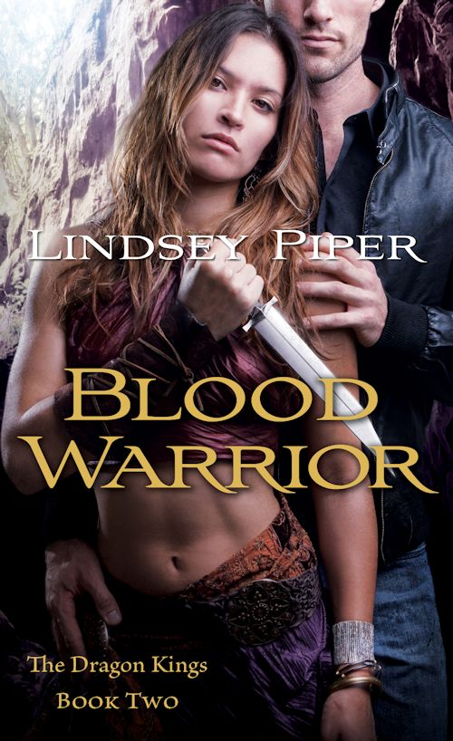 Review: Blood Warrior (The Dragon Kings 2) by Lindsey Piper