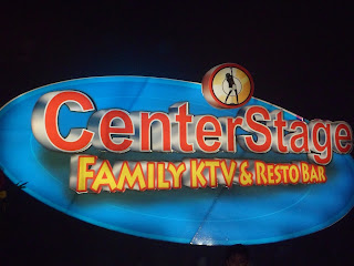 Centerstage Family KTV and Restobar MOA