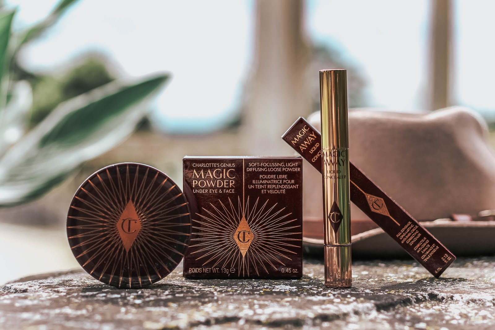 Charlotte Tilbury UK Beauty Blog Collaboration
