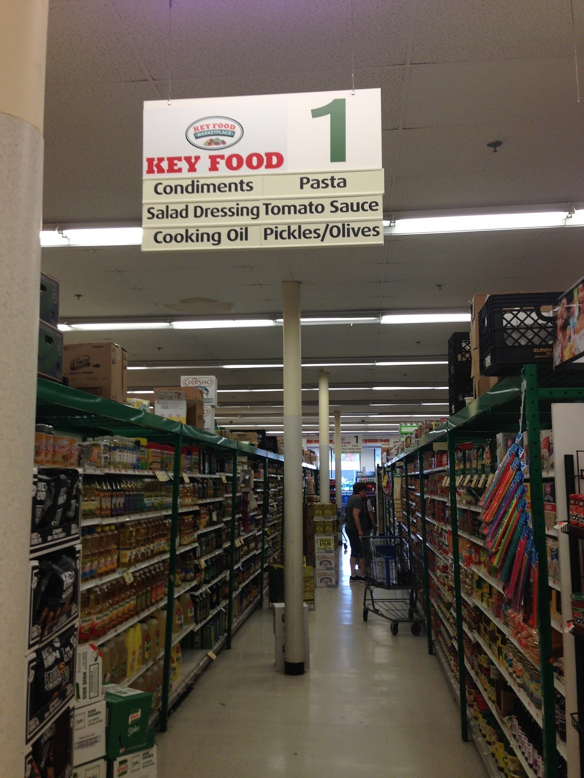the market report tour key food marketplace fairview nj