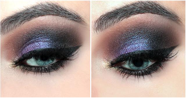 Makeup Revolution Soph X makeup