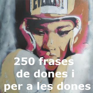 250 frases de dones