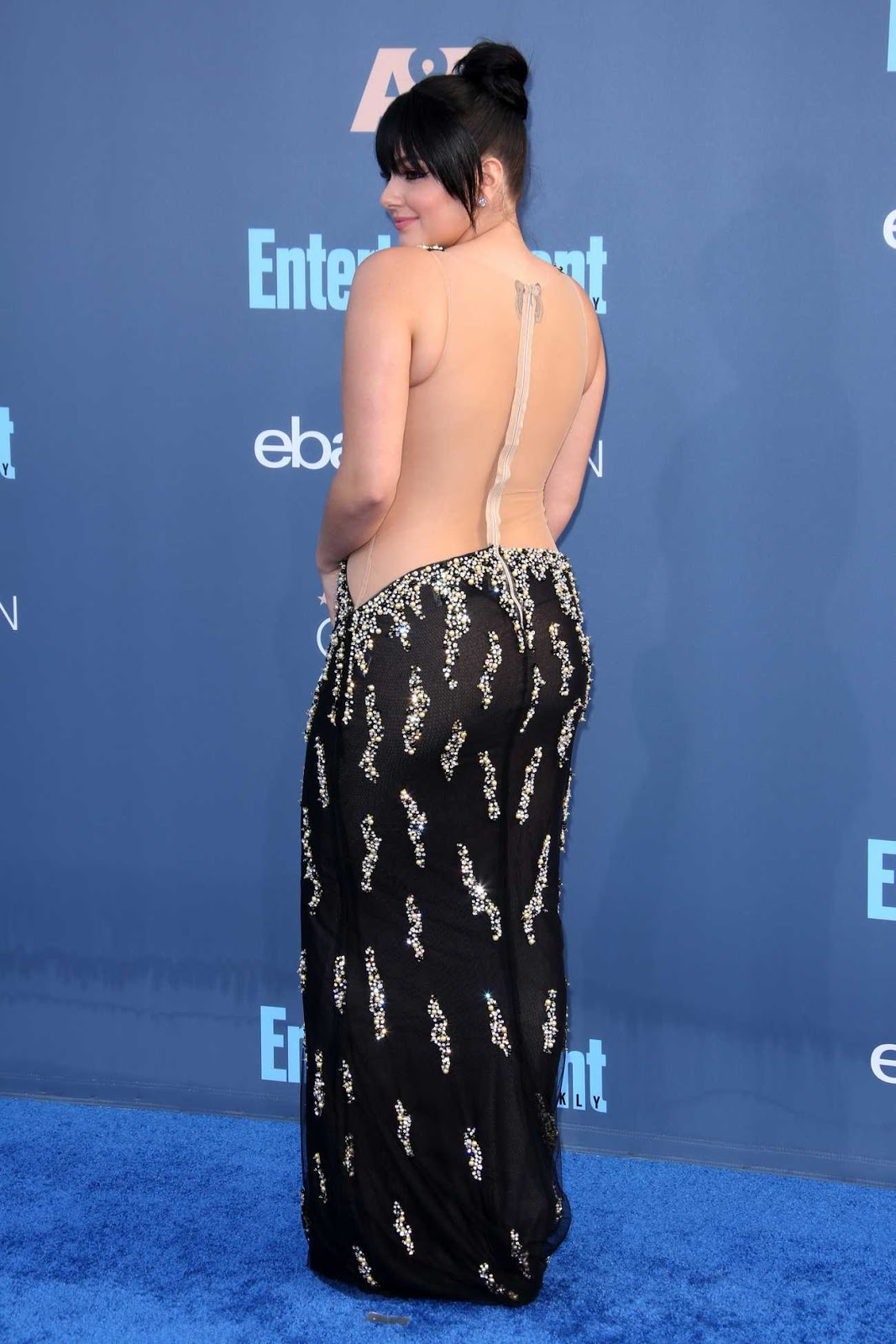 Ariel Winter – 22nd Annual Critics' Choice Awards