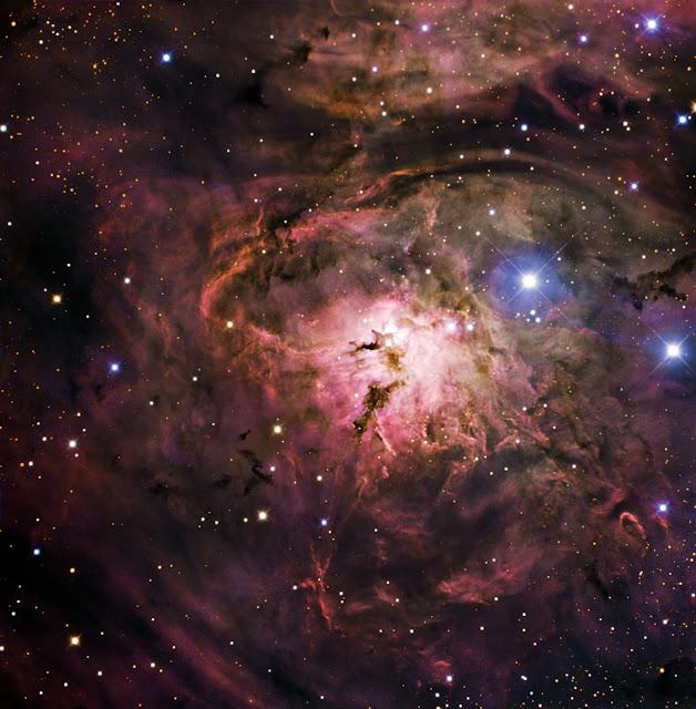 Lagoon Nebula Messier 8