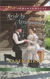 Heidi Reads... Bride by Arrangment by Karen Kirst