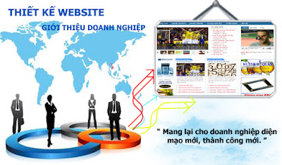 thiết kế website gia lai
