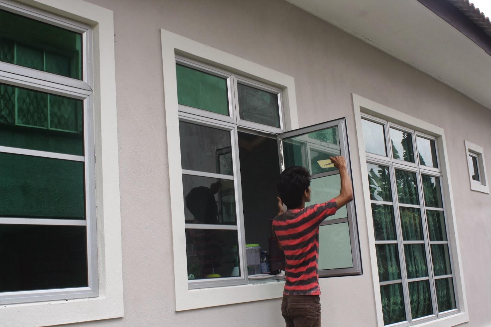 Tinted Cermin Tingkap Rumah Office Anda 1 Wallpaper Photo Mural