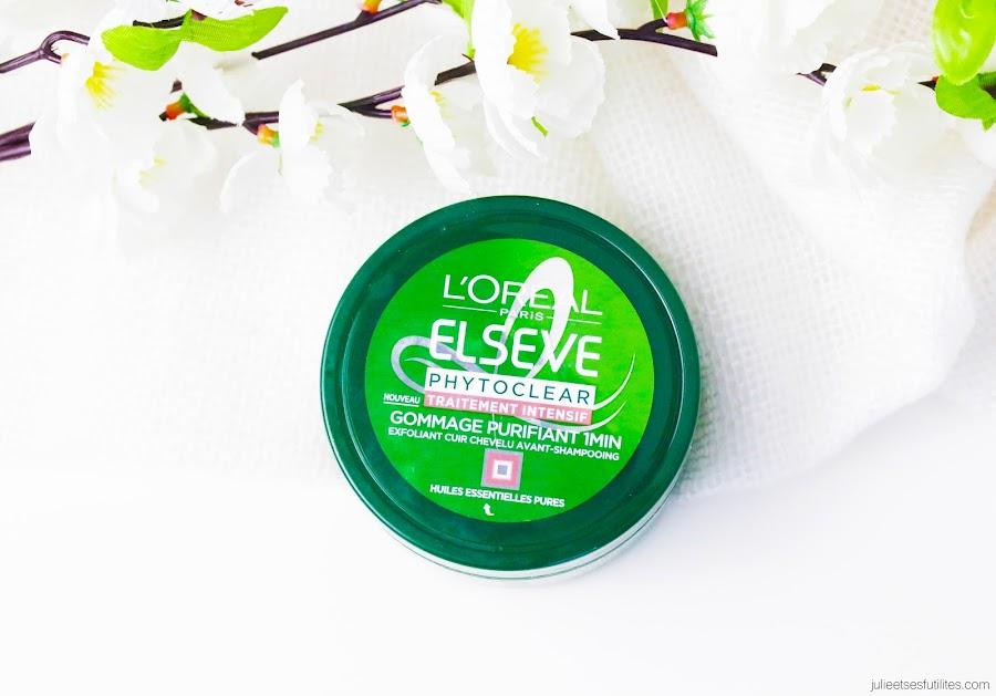 La nouvelle gamme pour cheveux Phytoclear de L'Oréal ! julieetsesfutilites.com