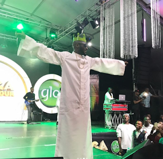 2face Idibia Ports From Airtel To Become A GLO Ambassador