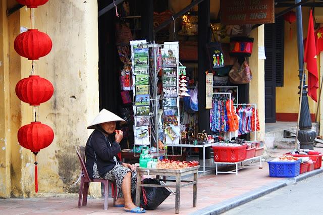 Visitar HOI AN, provavelmente a cidade mais bela do Vietname