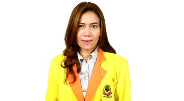 Khanti Isyana Dewi Usung Ekonomi Kerakyatan untuk Kota Bandung