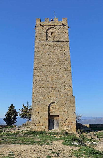 Torre del homenaje de Sos del Rey católico