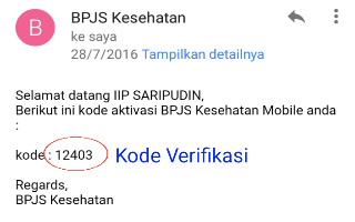 Email Verifikasi