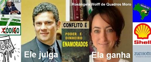 Resultado de imagem para Pedro Parente e juiz Sérgio Moro: dois picaretas a serviço da destruição da Petrobrás
